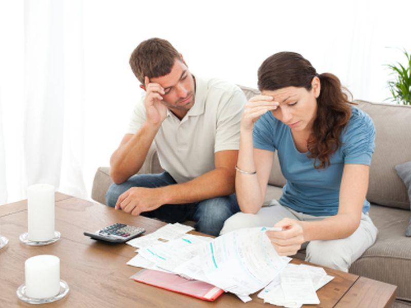 Как делить долги при разводе?
