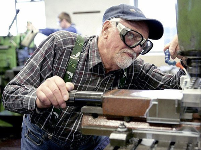 В России есть люди, готовые работать до 70 лет
