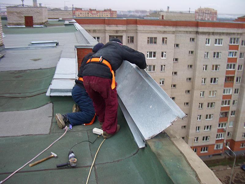 Должна ли управляющая компания следить за перегревом крыши от солнца?
