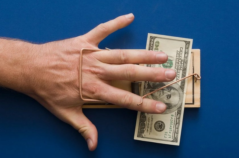 Почему нельзя инвестировать на кредитные деньги?
