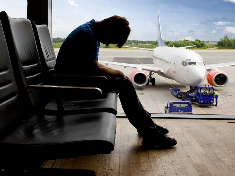 В России увеличат штрафы за срыв авиарейсов.