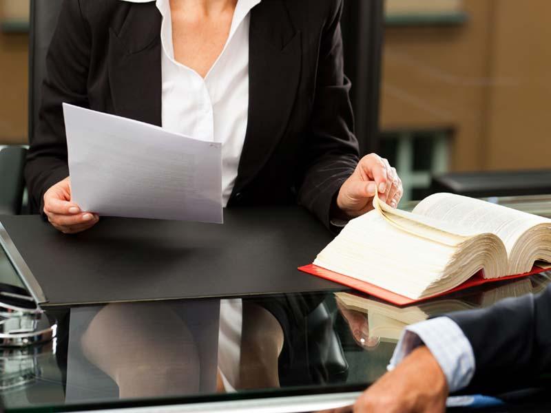 успешный адвокат